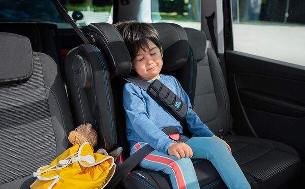 Máximo confort para todos los pasajeros