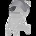 Britax Pack de capota – B-AGILE / B-MOTION Steel Grey
