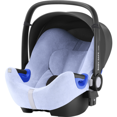 Britax Summer Cover - BABY-SAFE i-SIZE Blue
