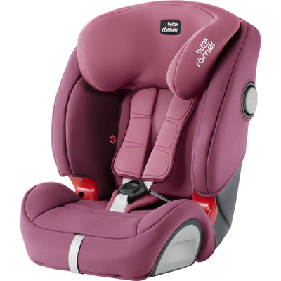 Britax EVOLVA 1-2-3 SL SICT Wine Rose