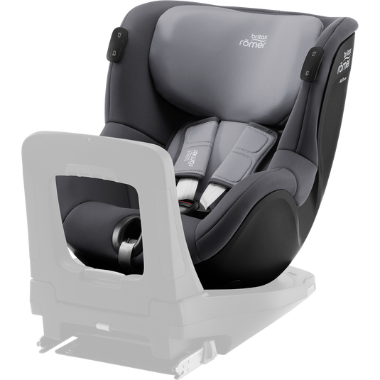 Britax DUALFIX iSENSE Midnight Grey