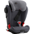 Britax KIDFIX II XP SICT - Black Series Storm Grey