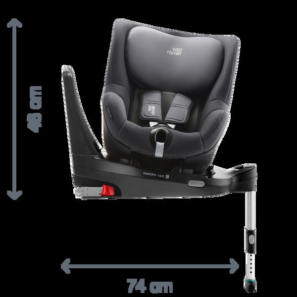 silla de auto swingfix i size romer plus test grupo 0 1. Black Bedroom Furniture Sets. Home Design Ideas
