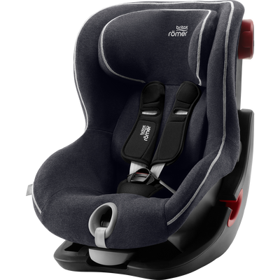 Britax Comfort Cover – KING II family Dark Grey