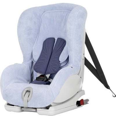 Britax Summer Cover - VERSAFIX Blue