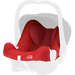 Britax Funda de recambio - BABY-SAFE PLUS (SHR) II Flame Red